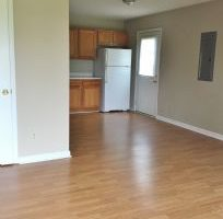 Across from Dart; 2 bed, 1 1/2 bath